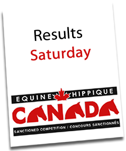 results-Saturday