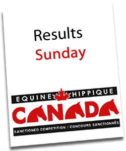 results-Sunday